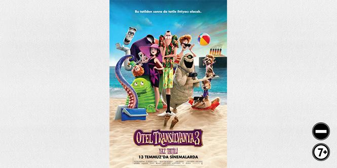 OTEL TRANSİLVANYA 3 (HOTEL TRANSYLVANİA 3 SUMMER)