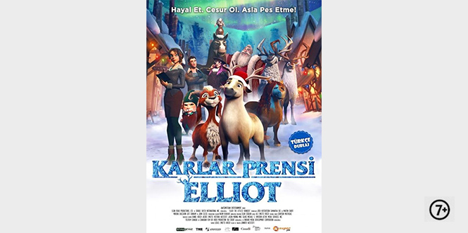 KARLAR PRENSİ ELLIOT (THE LITTLEST REINDEER)