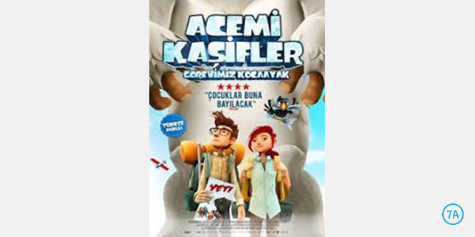 ACEMİ KAŞİFLER: GÖREVİMİZ KOCA AYAK (MISSION KATHMANDU: THE ADVENTURES OF NELLY & SIMON)