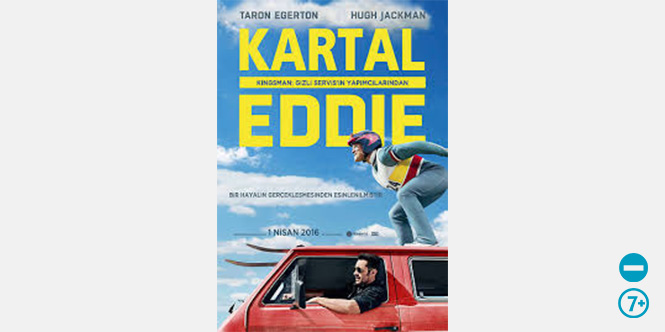 KARTAL EDDIE (EDDIE THE EAGLE)