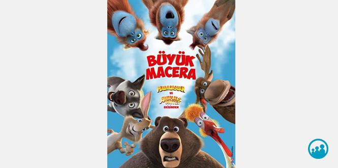 BÜYÜK MACERA  (THE BIG TRIP)