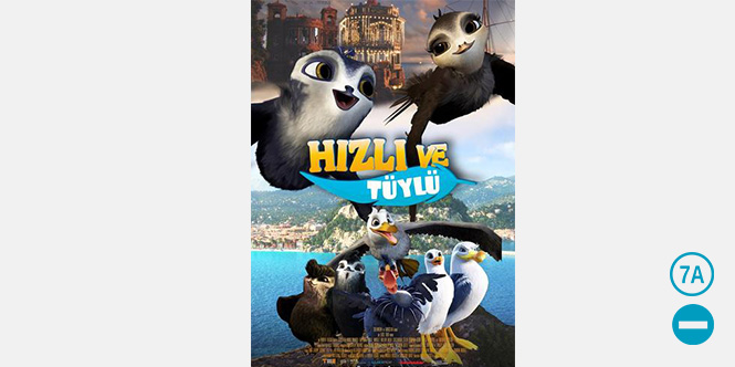 HIZLI VE TÜYLÜ (MANOU THE SWIFT)
