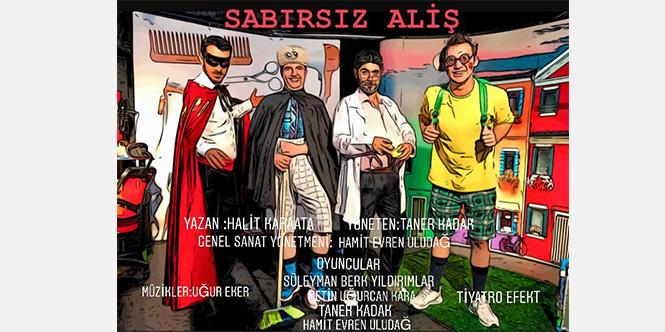 SABIRSIZ ALİŞ