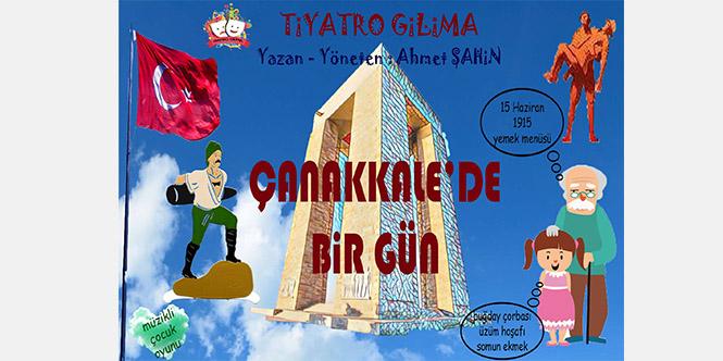 ÇANAKKALE'DE BİR GÜN