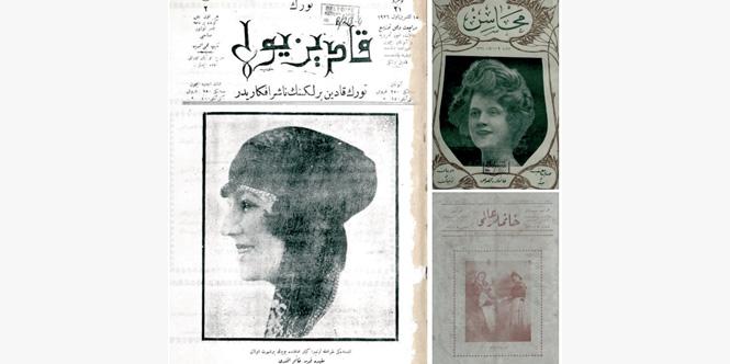 Osmanlı Dönemi̇nde Kadın Dergi̇leri