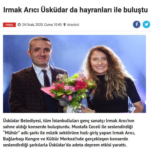 IRMAK ARICI
