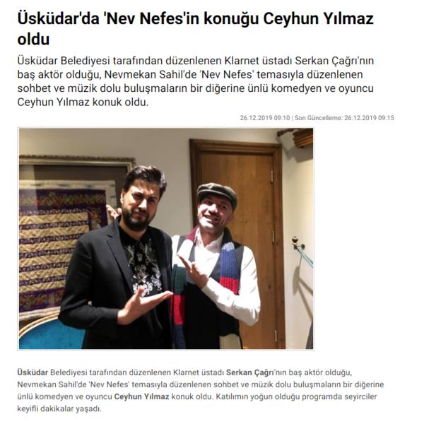NEV NEFES - CEYHUN YILMAZ