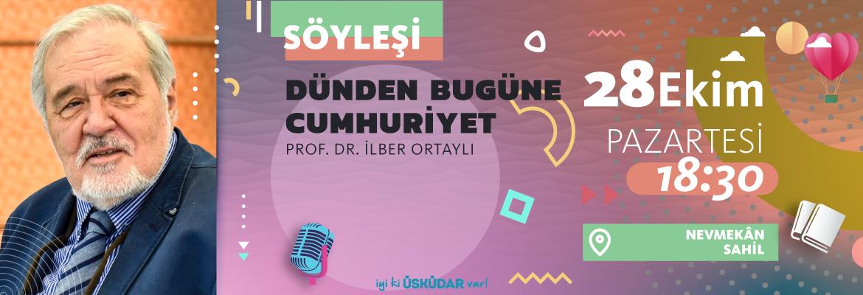 PROF. DR. İLBER ORTAYLI